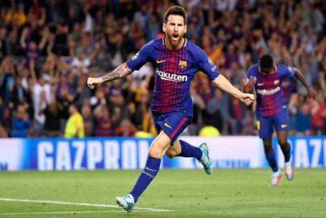 Месси - самый высокооплачиваемый футболист в мире