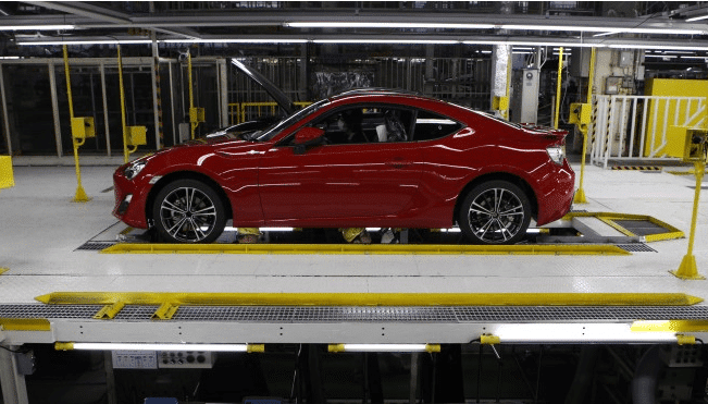 Toyota и Subaru будут создавать электромобили вместе