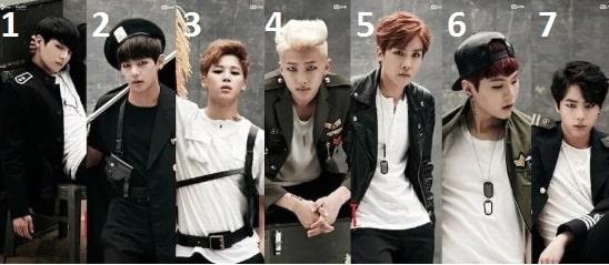 BTS. Участники: имена, фото, возраст