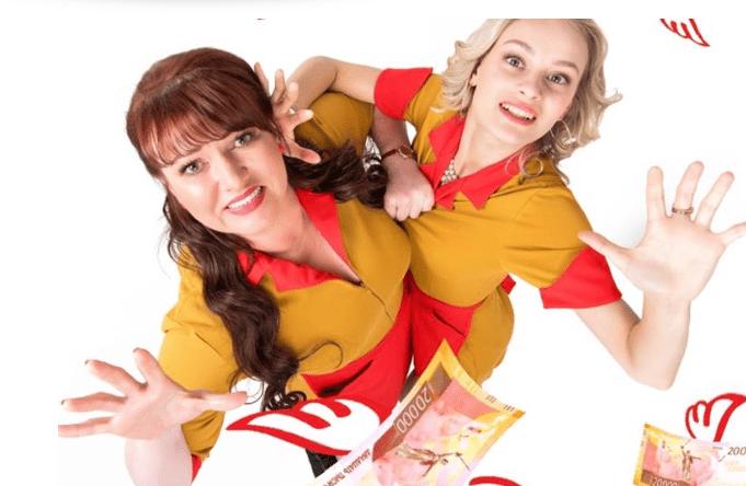 Русский сериал «Две девицы на мели» - содержание серий