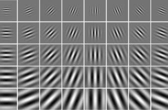 Как использовать картинки - Пятна Габора